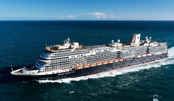 Koningsdam - Essais en mer (officielle)