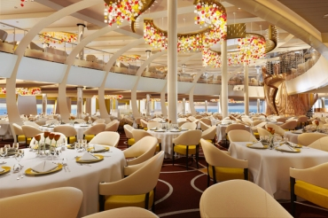 Koningsdam Main Dining Room
