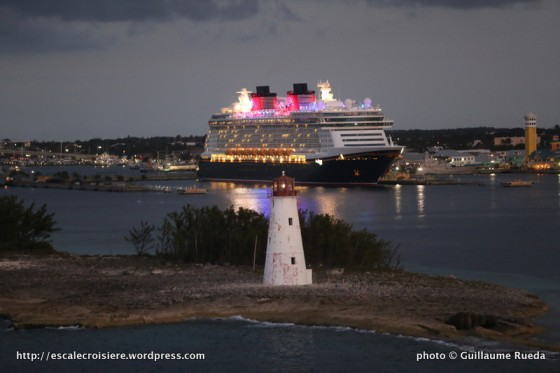 Nassau - Disney Magic