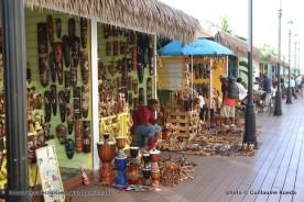 Nassau - Straw market