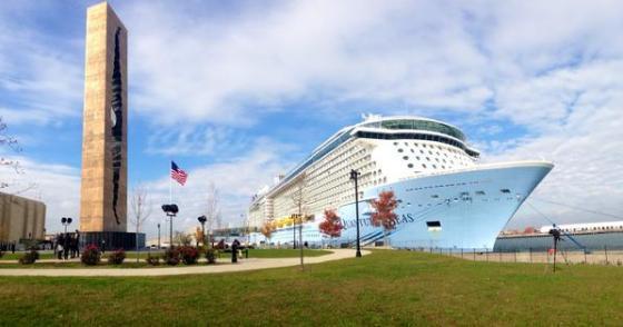 Quantum of the Seas Cape Liberty