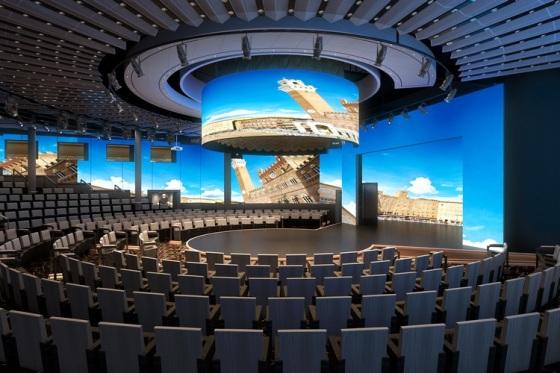 The World Stage - Théâtre - Konigsdam
