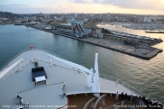 Queen Mary 2 - Cherbourg