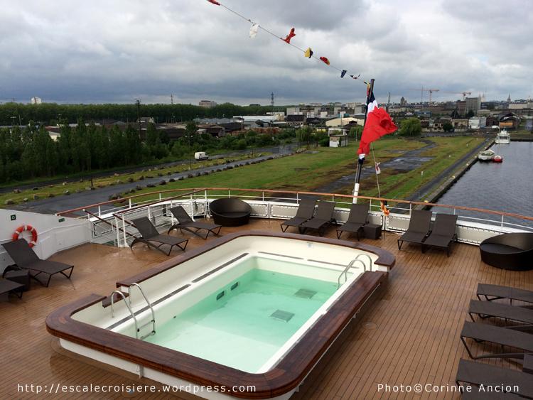 Le Boréal - piscine