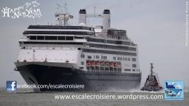 Voeux 2014 - Escale Croisière - Holland America Line