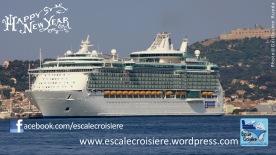 Voeux 2014 - Escale Croisière - Royal Caribbean