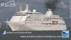 Voeux 2014 - Escale Croisière - Sylver Sea