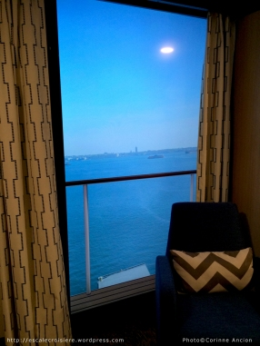 Quantum of the Seas - Balcon virtuel