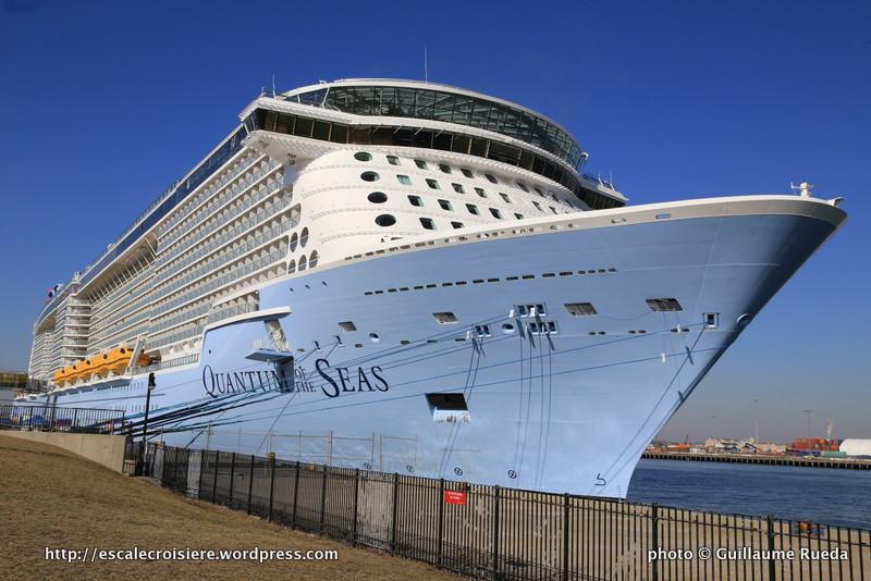 Quantum of the Seas - Cape Liberty