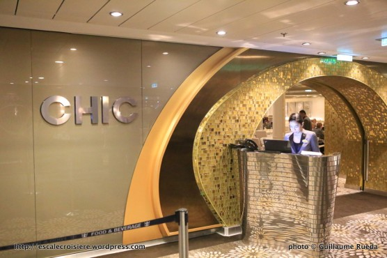 Quantum of The Seas - Chic