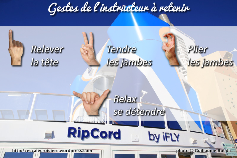 Quantum of the Seas - Conseils Ripcord by iFly