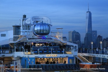 Quantum of the Seas - North Star - NYC - New York City