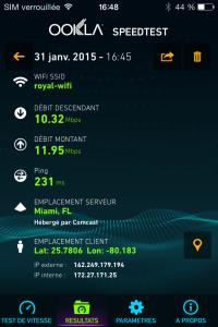 Quantum of the Seas - Royal Wifi
