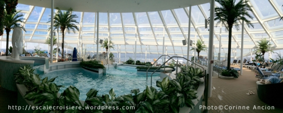 Quantum of the Seas - Solarium