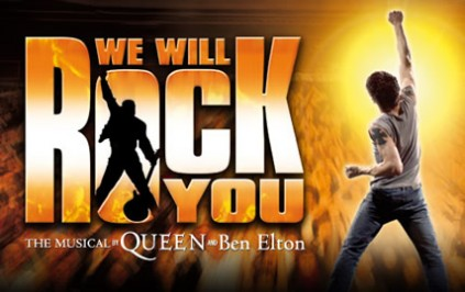 We will rock you - Anthem of the Seas - Queen