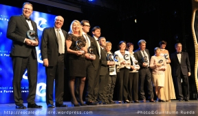 Costa Diadema - 22e Lauréats de la mer - Régions