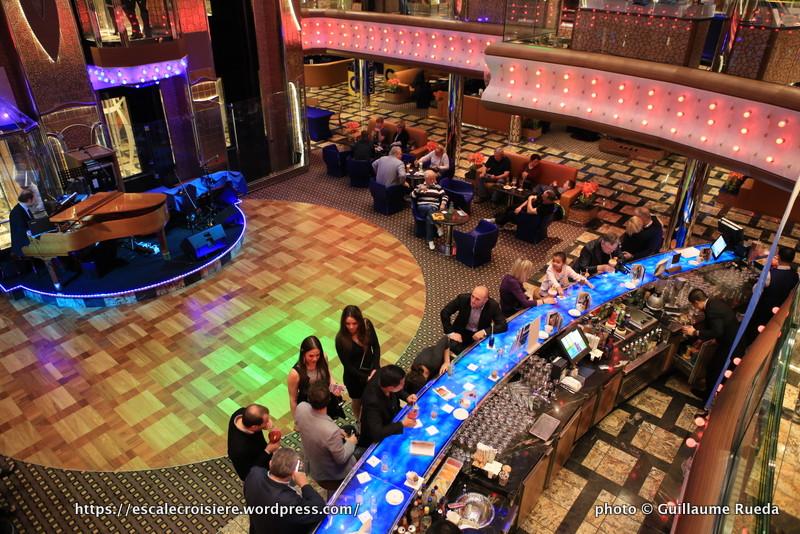 Costa Diadema - Atrium -Bar Eliodoro