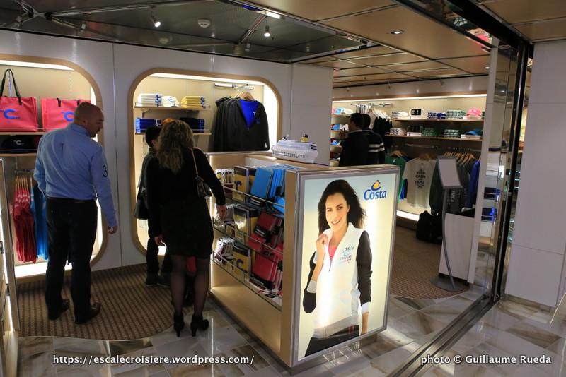 Costa Diadema - Boutiques Galleria shops