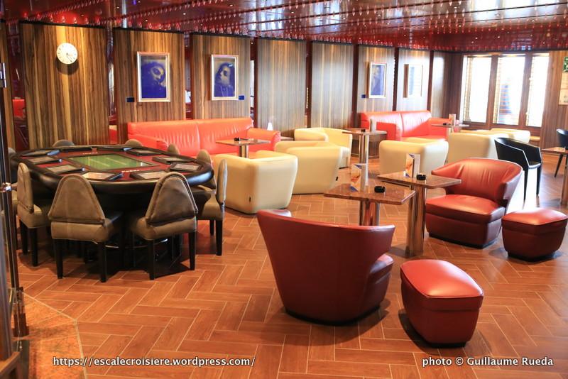 Costa Diadema - Cigar Lounge