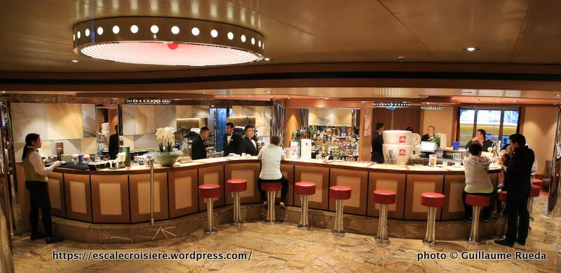 Costa Diadema - Grand bar Orlov