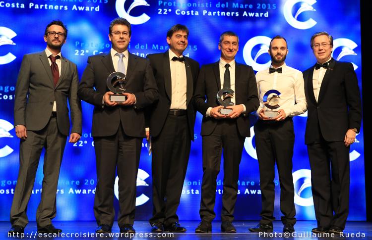 Costa Diadema - Lauréats Internet - Réseau - Groupes