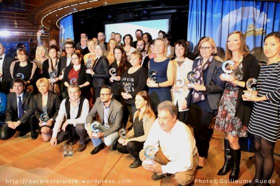 Costa Diadema - Nominés des 22e Lauréats de la mer