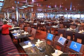 Costa Diadema - Restaurant Buffet Corona Blu