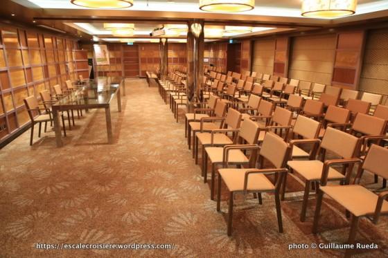 Costa Diadema - salle de conférence