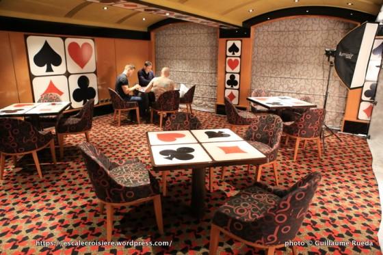Costa Diadema - Salle de jeux de société