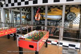 Costa Diadema - Simulateur de F1