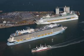 Anthem of the Seas - Southampton