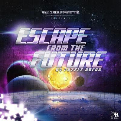 Anthem of the Seas - Escape from the future - live escape game
