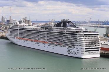 MSC Splendida - Le Havre