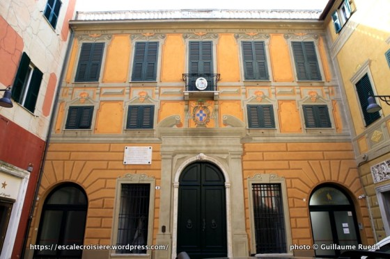 Savone - Palazzo Vescovile