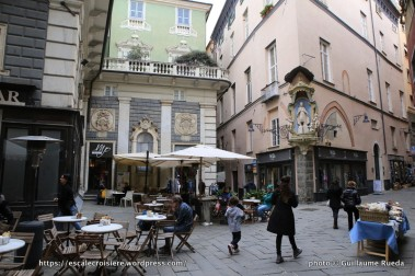 Savone - Piazza della Maddalena