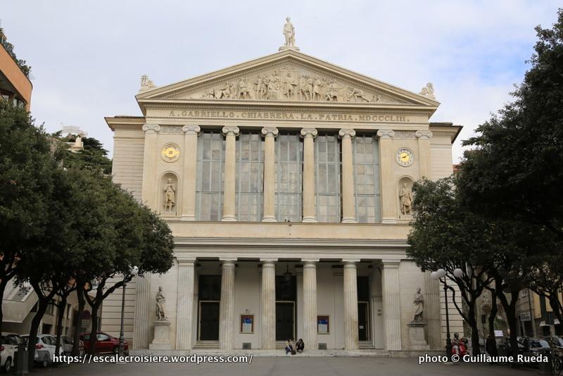 Savone - Teatro Chiabrera