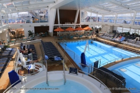 Anthem of the Seas - Piscine pour les familles