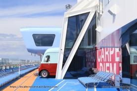 Anthem of the Seas - Seaplex avec food truck dog House