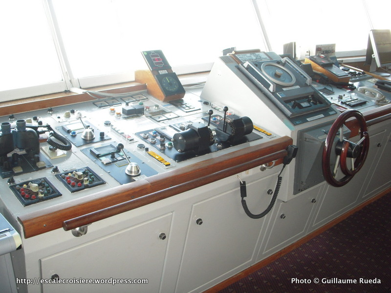 Ocean Dream - Peace Boat - Passerelle