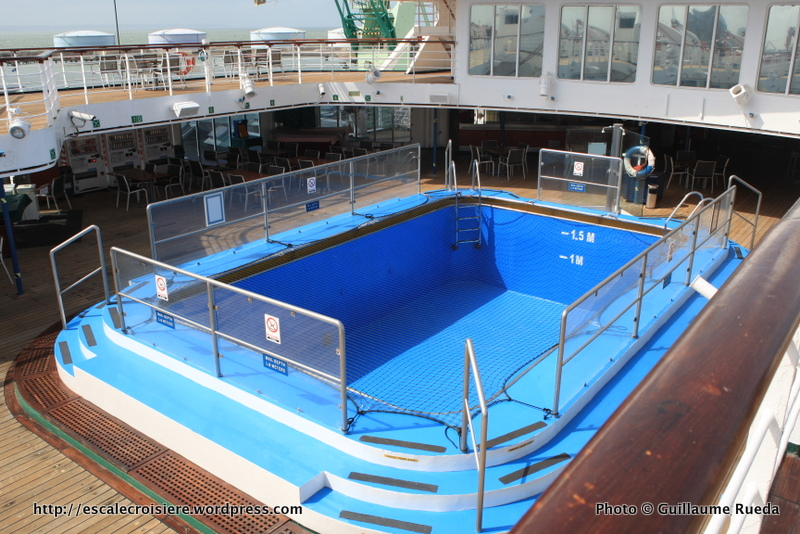 Ocean Dream - Peace Boat - Ponts et piscines