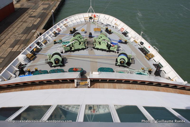 Ocean Dream - Peace Boat - Ponts et piscines