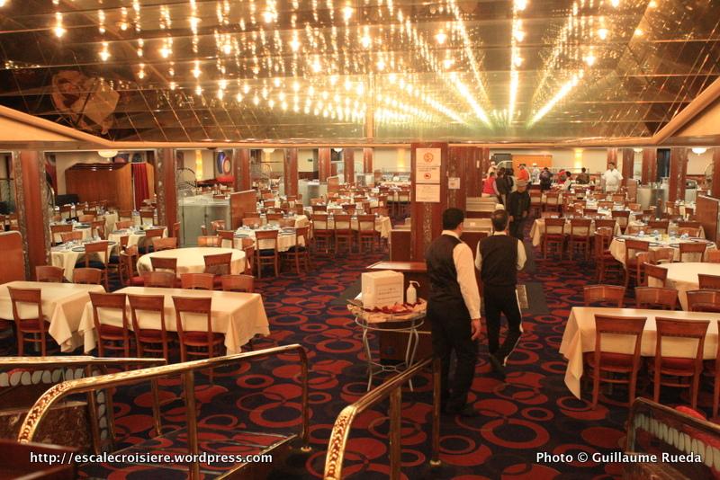 Ocean Dream - Peace Boat - Restaurant et buffets