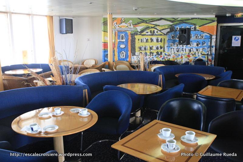 Ocean Dream - Peace Boat -Salons
