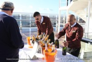 175 ans Cunard - Queen Mary 2 - Champagne Southampton
