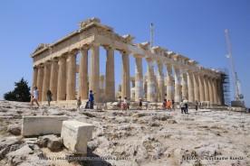 Acropole d'Athènes - Le Parthénon