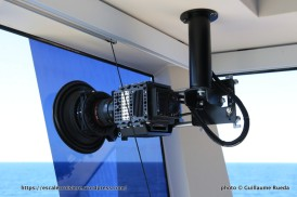 Caméra cabine avec balcon virtuel