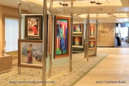 Anthem of the Seas - galerie d'art