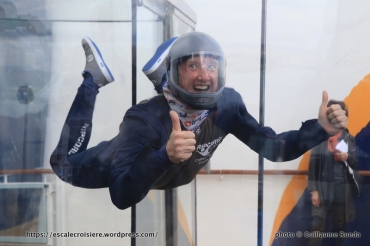 Anthem of the Seas - iFly - Simulateur de chute libre