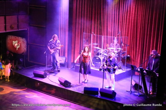 Anthem of the Seas - Music Hall