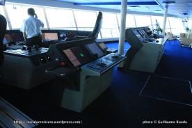 Anthem of the Seas - Passerelle de commandement